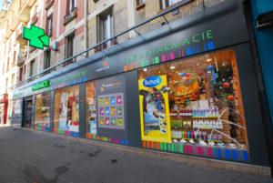 Pharmacie Porte Montmartre