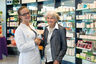 Lire les conseils de mon pharmacien