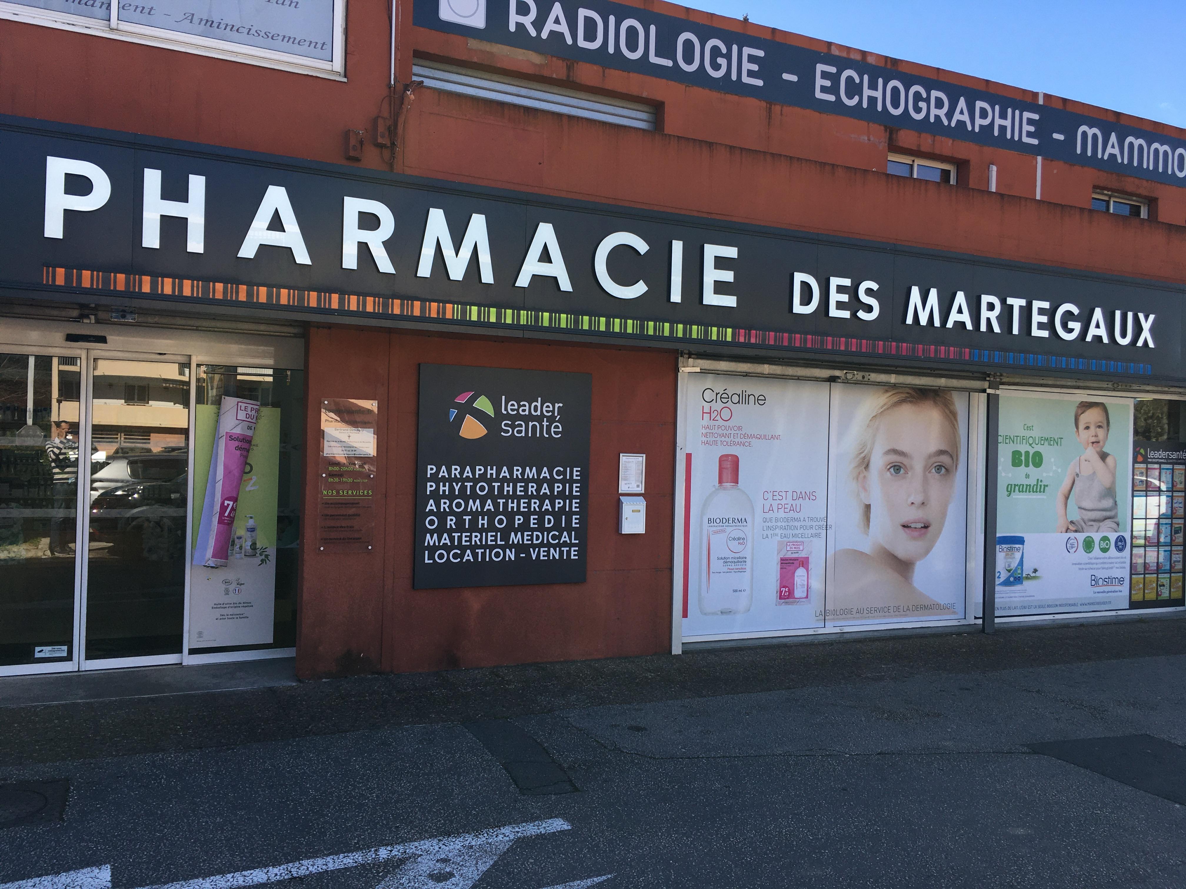 Pharmacie des martegaux