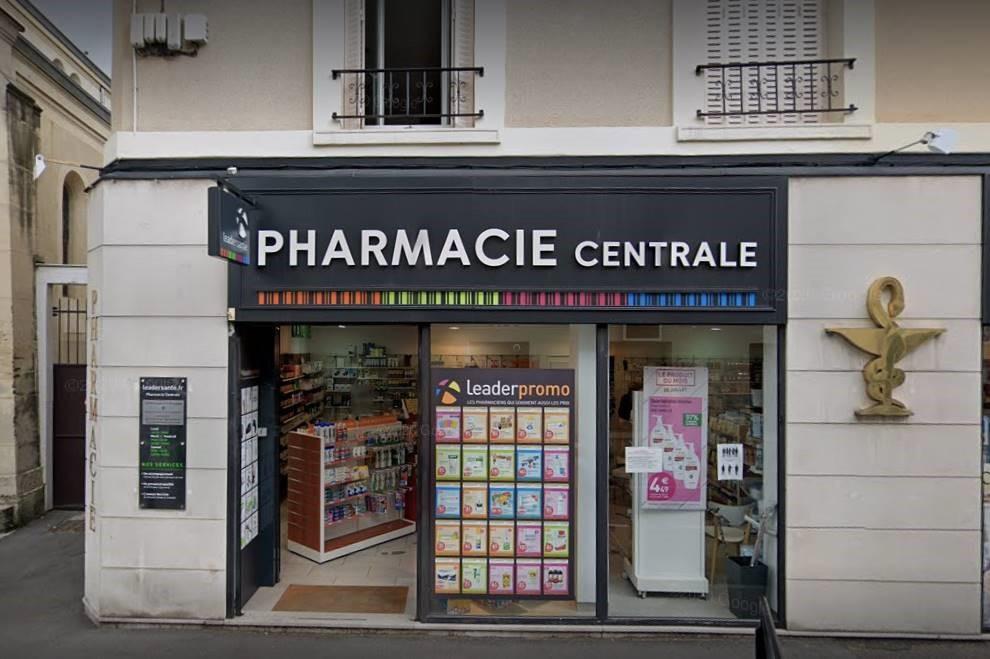 pharmacie dentrale