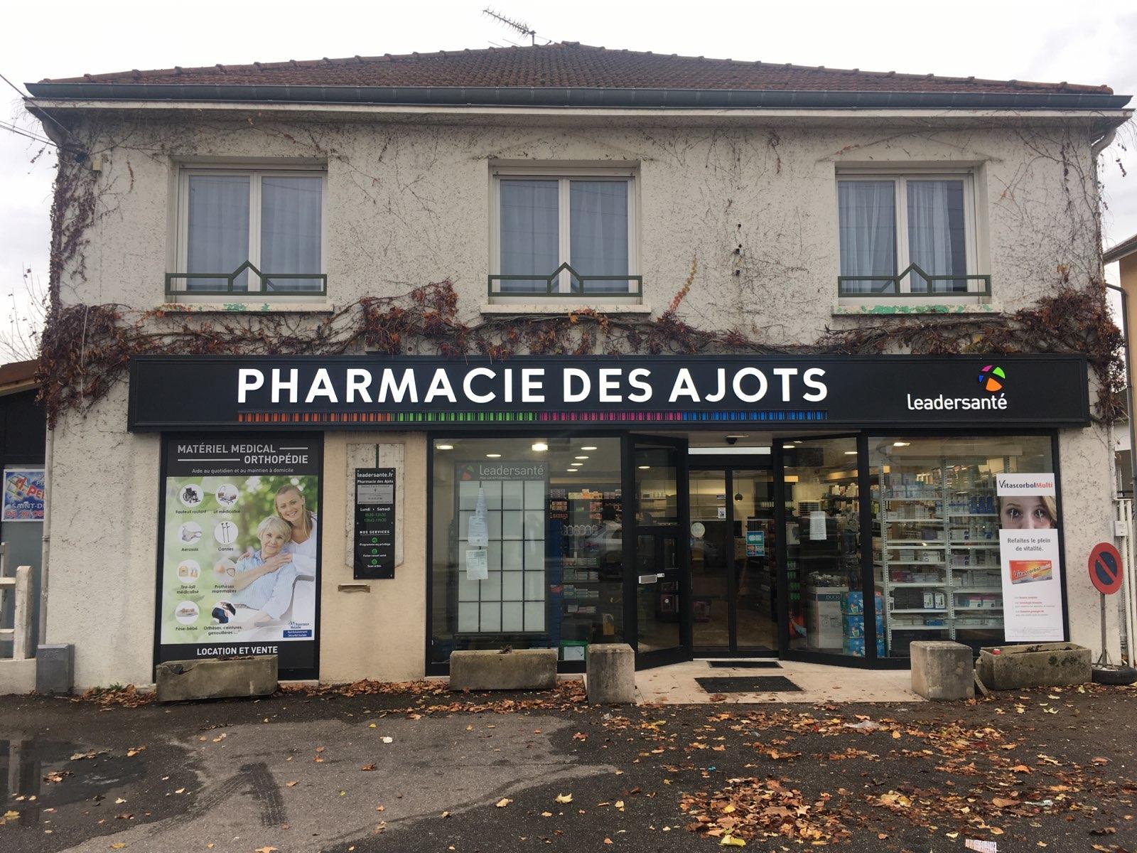 pharmacie des ajots