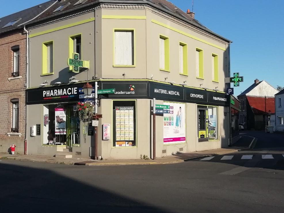 Pharmacie de FRESSENNEVILLE
