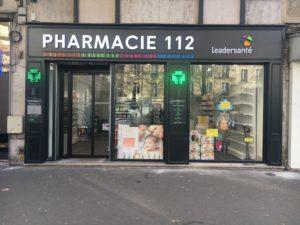 Pharmacie 112