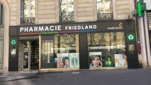 PHARMACIE FRIEDLAND
