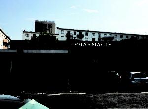 pharmacie sauvagère