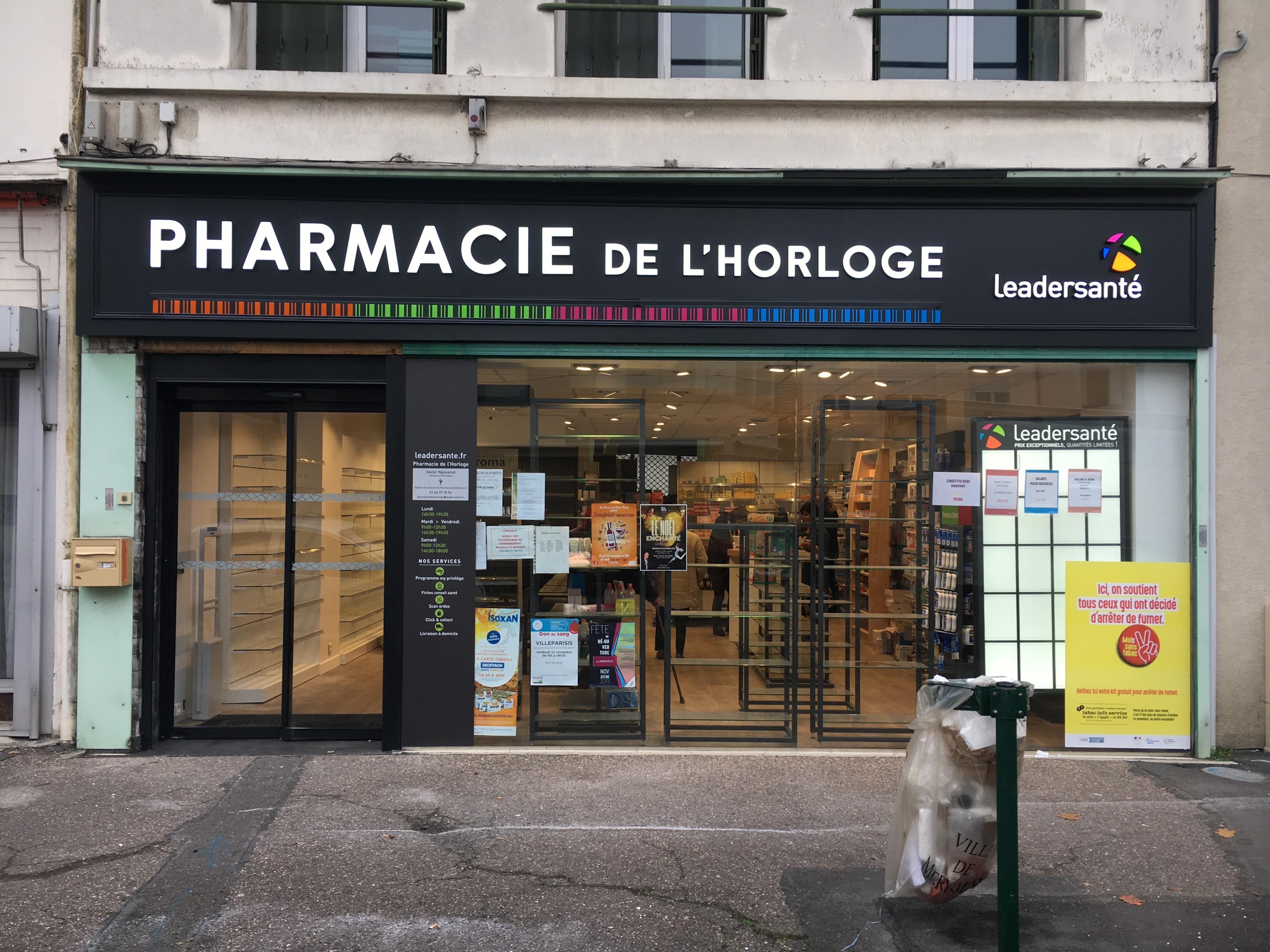 Pharmacie de l'Horloge