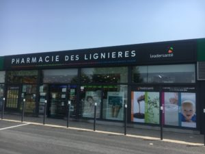 PHARMACIE DES LIGNIERES