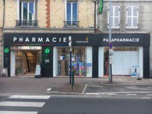 Pharmacie Paul Doumer