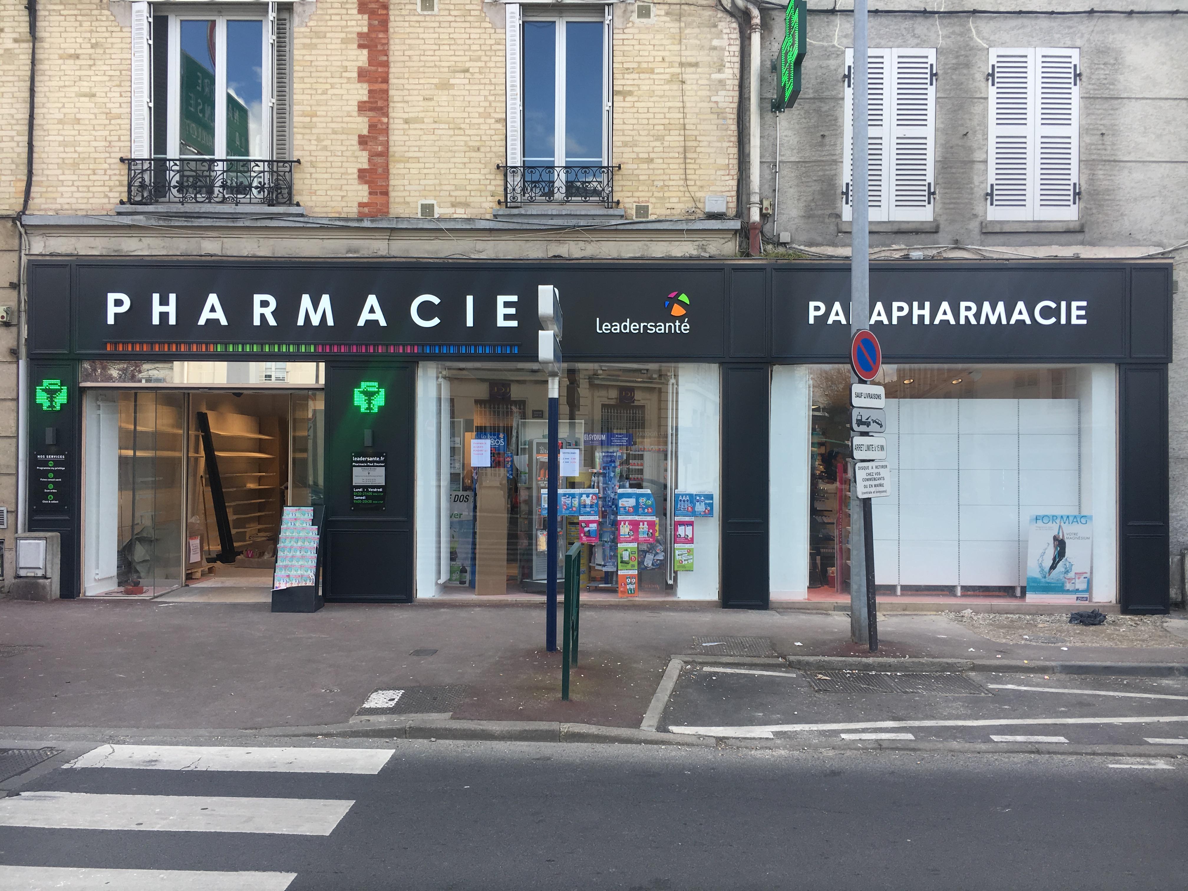 Pharmacie Paul Doumer
