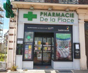pharmacie de la place - Olivier Sehet