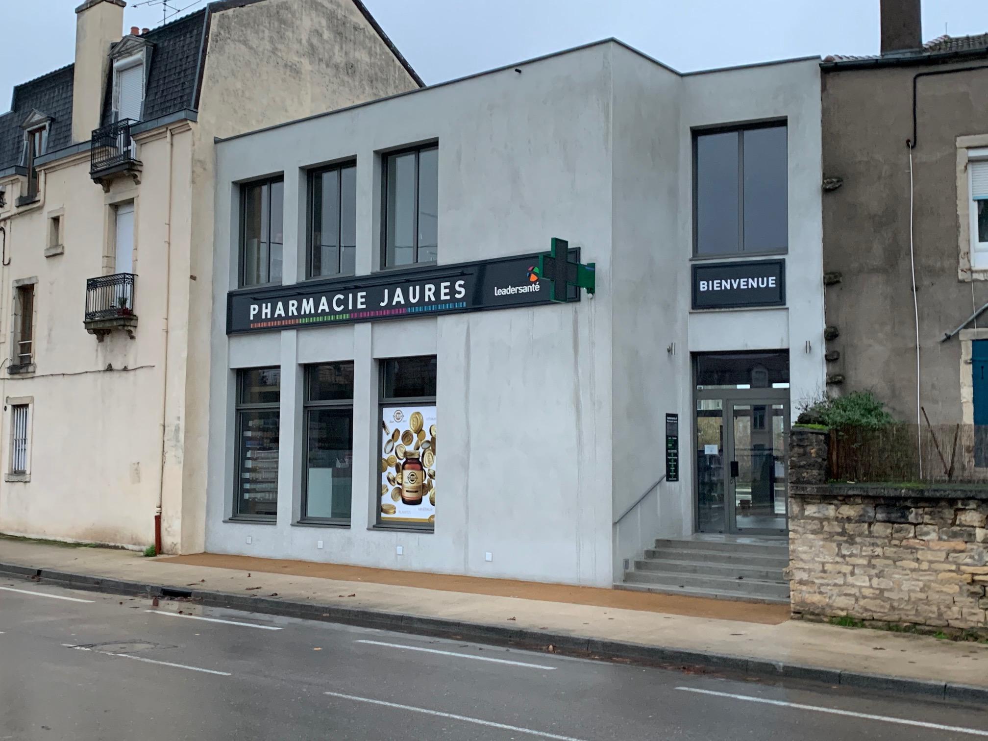 pharmacie Jaurès