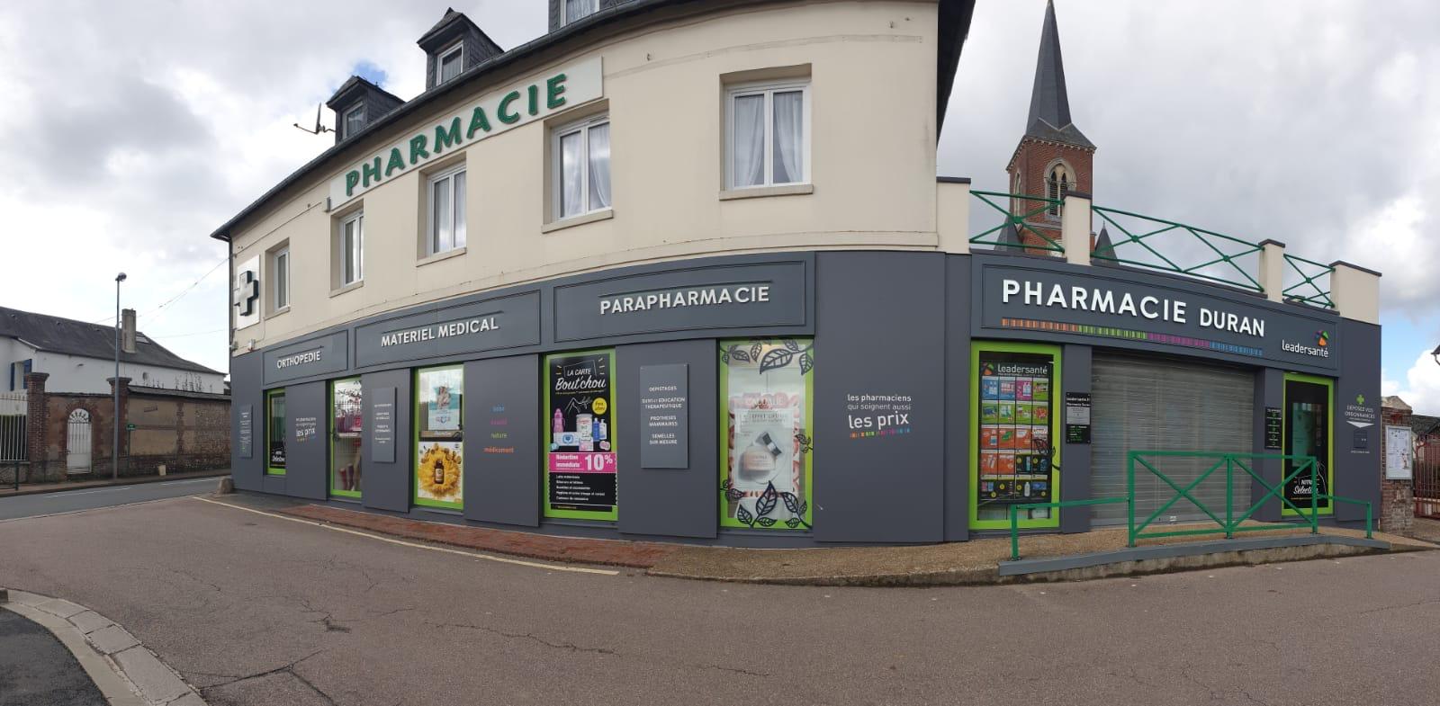 Pharmacie Duran
