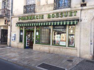 Pharmacie Bossuet