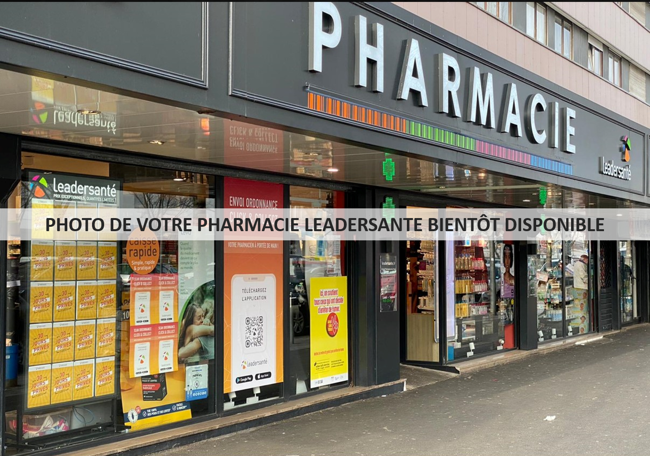 Site internet - pharmacie